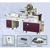 LC-128 FORMING, CUTTING AND WRAPPING MACHINE